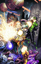 Image: Green Lantern: New Guardians #7 - DC Comics