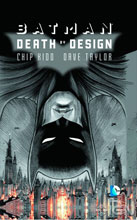 Image: Batman: Death by Design HC  - DC Comics