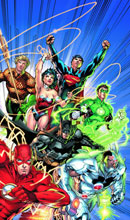 Image: Justice League Vol. 01: Origin HC  - DC Comics