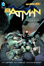 Image: Batman Vol. 01: The Court of Owls HC