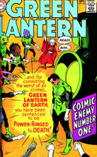 Image: Green Lantern Archives Vol. 07 HC  - DC Comics