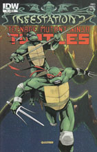 Image: Infestation 2: Teenage Mutant Ninja Turtles #1 (10-copy incentive cover) (v10)