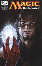 Image: Magic the Gathering #4 (10-copy incentive cover) (v10) - IDW Publishing