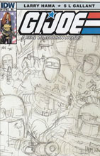 Image: G.I. Joe: A Real American Hero #176 (10-copy incentive cover) (v10)