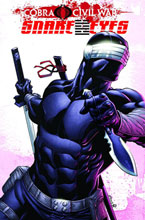 Image: G. I. Joe: Snake Eyes Vol. 02: Cobra Civil War SC  - IDW Publishing