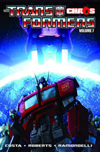 Image: Transformers Vol. 07: Chaos SC  - IDW Publishing