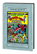 Image: Marvel Masterworks: Marvel Team-Up Vol. 02 HC  - Marvel Comics
