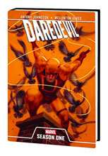 Image: Daredevil Season One HC  - Marvel Comics
