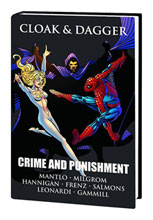 Image: Cloak & Dagger: Crime and Punishment HC