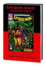 Image: Spider-Man: Perceptions HC  (variant cover) - Marvel Comics