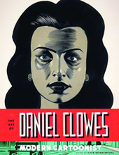 Image: Art of Daniel Clowes: Modern Cartoonist HC  - Abrams Comicarts