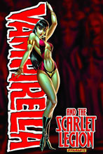 Image: Vampirella and the Scarlet Legion Vol. 01 SC  - D. E./Dynamite Entertainment