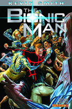 Image: Bionic Man #8 - D. E./Dynamite Entertainment