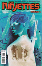 Image: Ninjettes #2 (15-copy Wijaya negative incentive cover) (v15) - D. E./Dynamite Entertainment