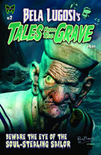 Image: Bela Lugosi's Tales from the Grave #2 - Monsterverse LLC