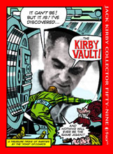 Image: Jack Kirby Collector #59 -
