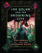 Image: Joe Golem and the Drowning City Illustrated Novel HC  -