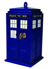 Image: Doctor Who Tardis Safe  -