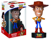 Image: Toy Story Talking Wacky Wobbler: Woody  -