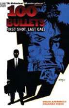 Image: 100 Bullets Vol. 01: First Shot, Last Call SC  - DC Comics