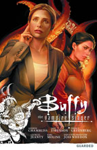 Image: Buffy the Vampire Slayer Season 9 Vol. 03: Guarded SC  - Dark Horse Comics