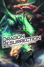 Image: Dragon Resurrectio: The First Adventure of Jesse and Jack Chang SC  - Dark Horse Comics