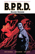 Image: B.P.R.D. Vol. 08: Killing Ground SC  (new printing) - Dark Horse Comics