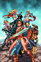 Image: Ame Comi Girls #1 (variant cover) - DC Comics