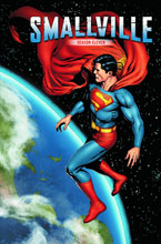 Image: Smallville Season 11 Vol. 01: Guardian SC  - DC Comics