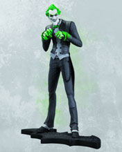 Image: Batman: Arkham City Statue: The Joker  - DC Comics