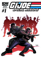 Image: G.I. Joe: Special Missions #1 - IDW Publishing