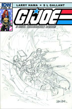 Image: G.I. Joe: A Real American Hero #188 (10-copy incentive cover)