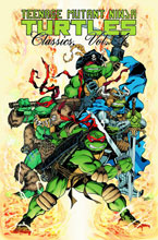 Image: Teenage Mutant Ninja Turtles Classics Vol. 04 SC  - IDW Publishing