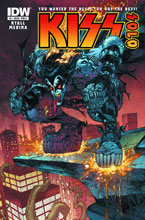 Image: Kiss Solo #1 - IDW Publishing
