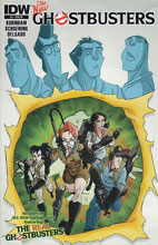 Image: Ghostbusters #2 (10-copy incentive cover)