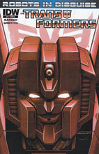 Image: Transformers: Robots in Disguise #15 (10-copy incentive cover)