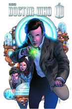 Image: Doctor Who 3 Vol. 01: The Hypothetical Gentleman SC  - IDW Publishing