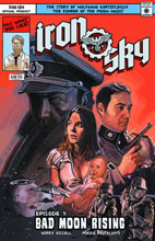 Image: Iron Sky SC  - IDW Publishing