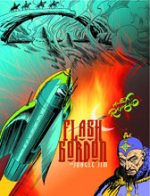 Image: Flash Gordon & Jungle Jim: 1939-1941 HC  - IDW Publishing