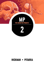 Image: Manhattan Projects Vol. 02 SC