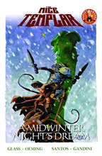 Image: Mice Templar Vol. 03: A Midwinter Night's Dream SC  - Image Comics