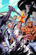 Image: Fantastic Four #5 (NOW!) - Marvel Comics