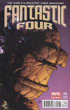 Image: Fantastic Four #5 (Deodato variant cover) - Marvel Comics