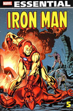 Image: Essential Iron Man Vol. 05 SC  - Marvel Comics
