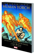Image: Marvel Masterworks: Golden Age Human Torch Vol. 01 SC  - Marvel Comics