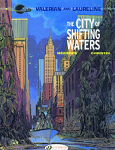 Image: Valerian Vol. 01: The City of Shifting Waters SC  - Cinebook