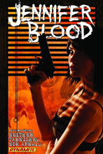 Image: Jennifer Blood Vol. 03: Neither Tarnished Nor Afraid SC  - D. E./Dynamite Entertainment