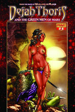 Image: Dejah Thoris and the Green Men of Mars #2