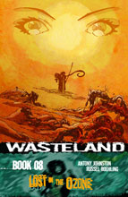 Image: Wasteland Vol. 08: Lost in the Ozone SC  - Oni Press Inc.
