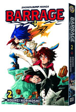 Image: Barrage Vol. 02 SC  - Viz Media LLC